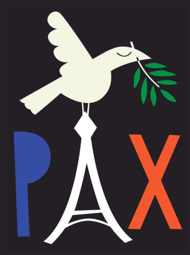 PAX for PARIS