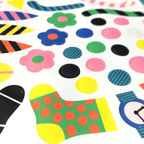 Stickers créatifs DJECO